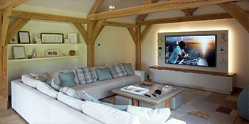 Multi Room Audio Visual Installation in Aylesbury