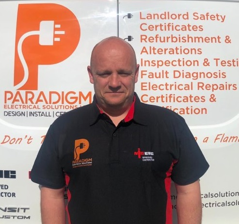 Carl Long - Your local, Reliable and Trustworthy Electrician in Aylesbury